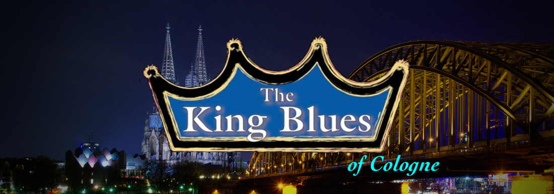 bannerlogotext orig 7 o`clock jazz: The King Blues  papa joe
