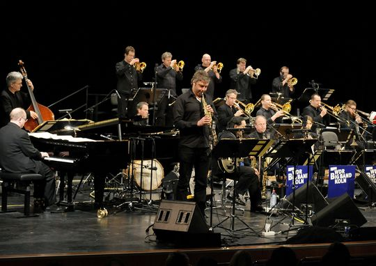 WDR Big Band 2012 Jazz mal anders   Electroswing koeln phili